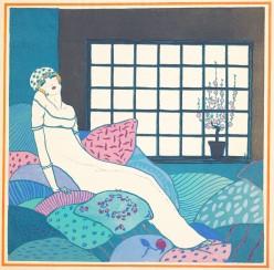 1911 - lepape - poiret boudoir illust