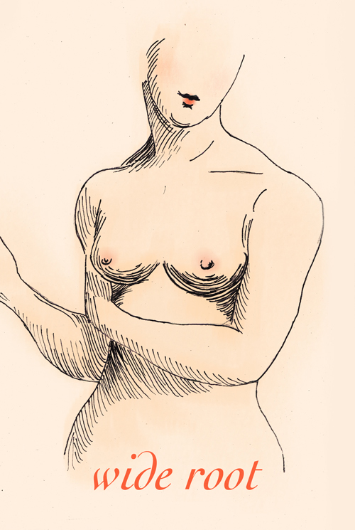 Hereditary breasts is asymmetrical